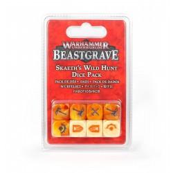 Warhammer Underworlds: Beastgrave – Skaeth's Wild Hunt Dice Pack