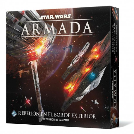 Star Wars: Armada - Rebelión en el Borde Exterior (Spanish)