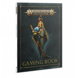 Age of Sigmar: Gaming Book (Inglés)