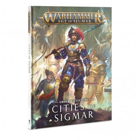 Battletome: Ciudades de Sigmar (Spanish)