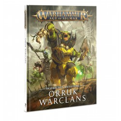 Battletome: Klanes Orruk (Spanish)