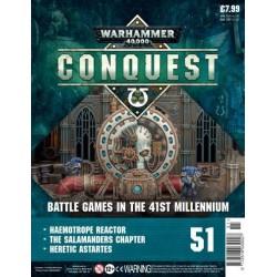 Warhammer 40000: Conquest - Fascículo 51