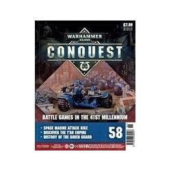 Warhammer 40000: Conquest - Fascículo 58