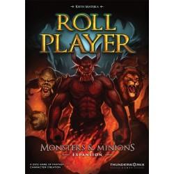 Roll Player: Monstruos y Esbirros  (Spanish)