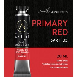 Primary Red