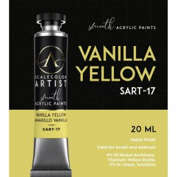 Vanilla Yellow