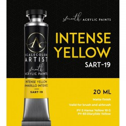 Intense Yellow