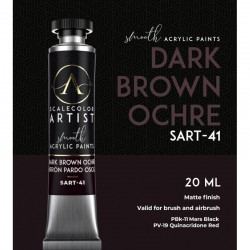 Dark Brown Ochre