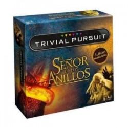 Trivial: El Señor de los Anillos (Spanish)