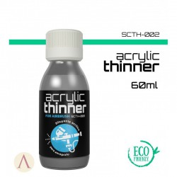 Acrylic Thinner  (60ml) Scale75