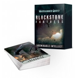 Black Stone Fortress: Abominable Intellect (Inglés)