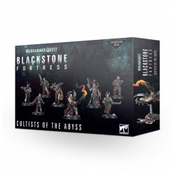 Black Stone Fortress: Cultists Of The Abyss