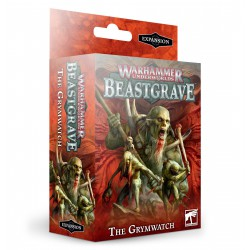 Beastgrave: The Grymwatch (Inglés)