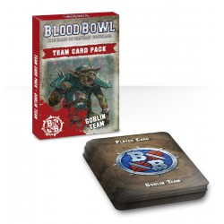 Blood Bowl Goblin Team Card Pack (English)