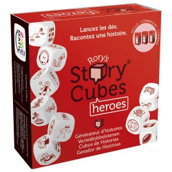 Story Cubes Heroes (Spanish)
