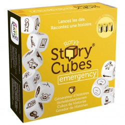 Story Cubes Emergency (Spanish)
