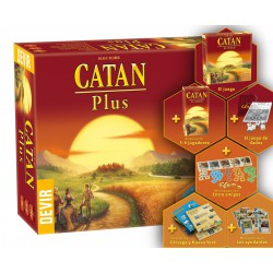 Catan Plus (Edición 2019)