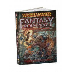 Warhammer: Fantasy Roleplay 4ª Edición (Castellano)