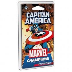 Marvel Champions: Capitán América (Spanish)