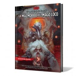 Dungeons & Dragons: Waterdeep: La Mazmorra del Mago Loco (Spanish)