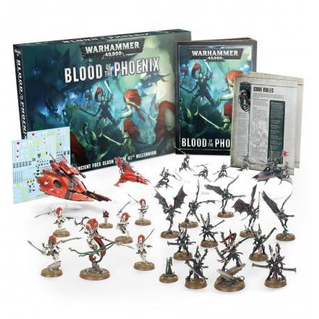 Blood of The Phoenix (Inglés)