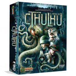 Pandemic: el Reino de Cthulhu (Spanish)