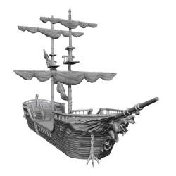 D&D Ship The Falling Star - Nolzur's Marvelous Miniatures