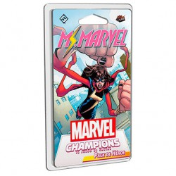 Marvel Champions: Miss Marvel (Spanish)
