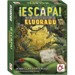 Escapa: El Misterio De El Dorado