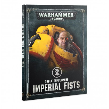 Codex: Imperial Fists (Spanish)