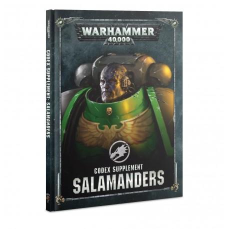 Codex: Salamanders (Spanish)