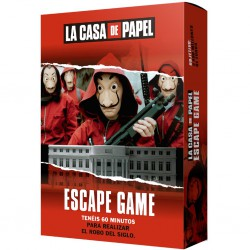 La Casa de Papel: Escape Game