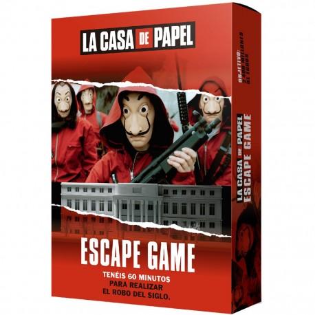 La Casa de Papel: Escape Game (Spanish)