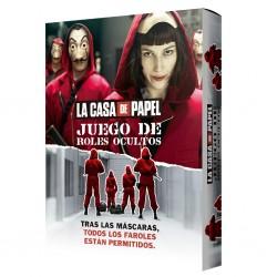 La Casa de Papel: Roles Ocultos  (Spanish)