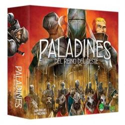 Paladines del Reino del Oeste (Spanish)