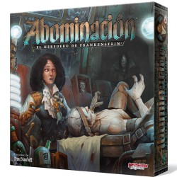 Abominación: El Heredero de Frankenstein (Spanish)