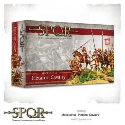 Macedonia - Hetairoi Cavalry
