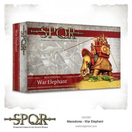 Macedonia - War Elephant