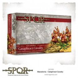 Macedonia - Macedonian Cataphracts