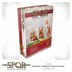 Macedonia - Macedonian Cataphract command