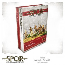 Macedonia - Thorakatai