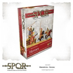 Macedonia - Heroes