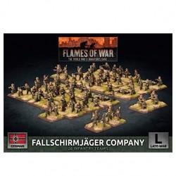 Fallschirmjäger Company (plastic)