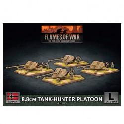 8.8cm Tank Hunter Platoon (x4 Plastic)
