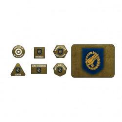 Fallschirmjager Tokens (x20) & Objectives (x2)