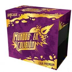 Mundos en Colisión Caja premium: (Spanish)