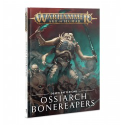 Battletome: Ossiarch Bonereapers (Spanish)