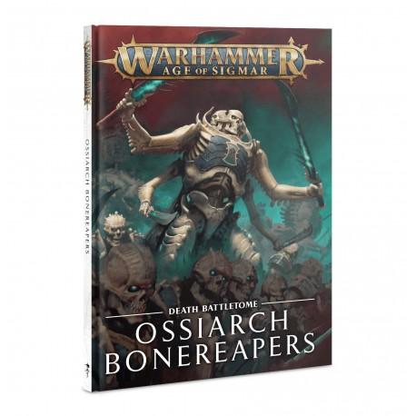 Battletome: Ossiarch Bonereapers (Spanish)
