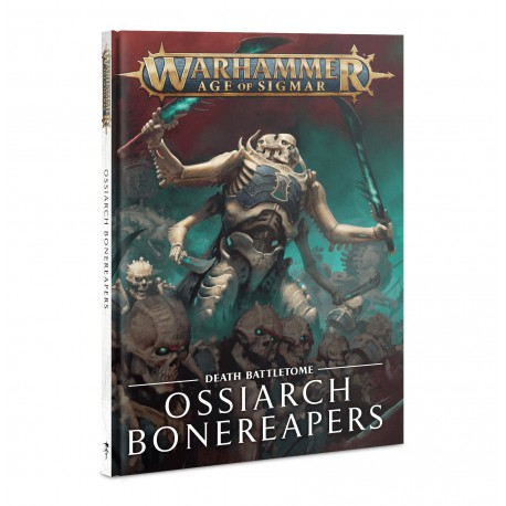 Battletome: Ossiarch Bonereapers (Inglés)