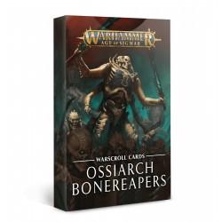 Warscrolls: Ossiarch Bonereapers (Castellano)